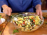 Picture of Curried Couscous Recipe